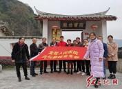 福建省龙岩人民医院内科系统党支部到新罗小池卫生院开展义诊活动