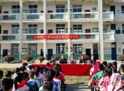 连城县林坊镇开展法制安全禁毒教育进校园活动