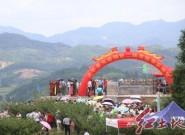 福建省武平县东留镇举办第二届芙蓉李采摘节