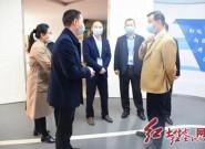 新罗区领导到龙岩人民医院慰问全国先进工作者李斌生院长