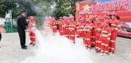 連城縣開展冬季消防安全教育進校園活動