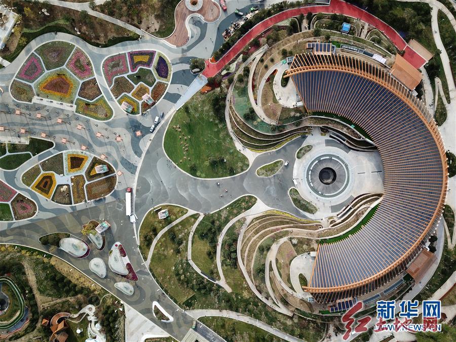 (新华全媒头条·图文互动)(8)展示中国之美 共奏绿色乐章——2019年中国北京世界园艺博览会筹办纪实