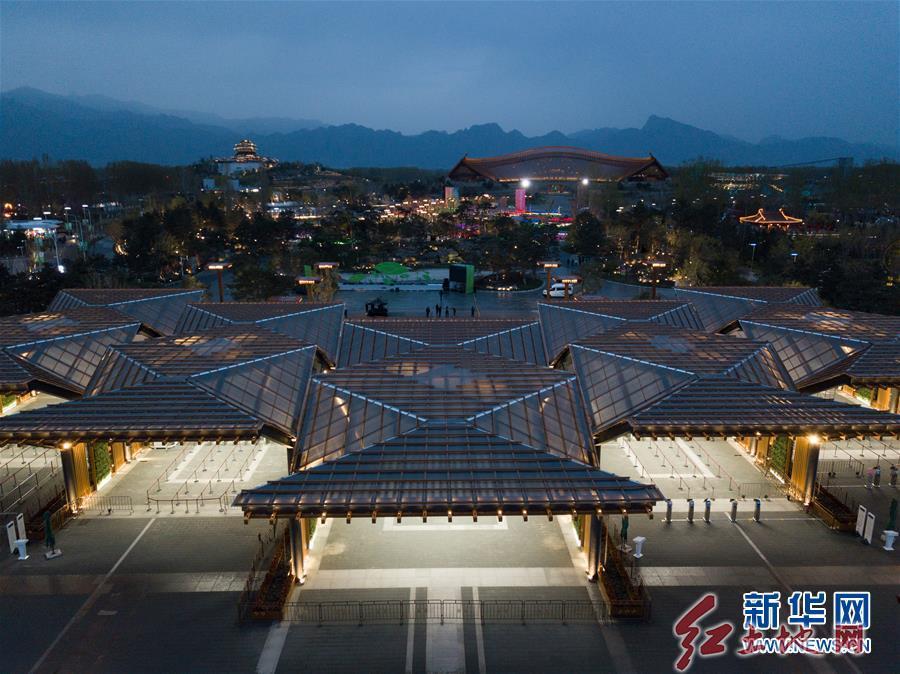 (新华全媒头条·图文互动)(12)展示中国之美 共奏绿色乐章——2019年中国北京世界园艺博览会筹办纪实