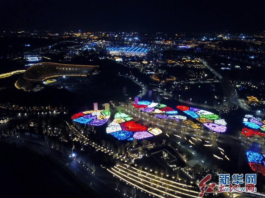 (新华全媒头条·图文互动)(20)展示中国之美 共奏绿色乐章——2019年中国北京世界园艺博览会筹办纪实
