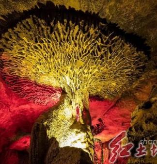 龙岩市新罗区龙硿洞,美景多多