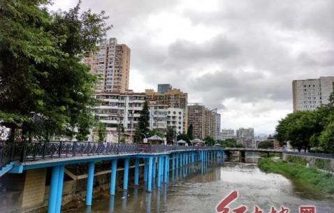 好消息!龙岩城区滨河绿道(莲花桥—华莲桥)完工开放